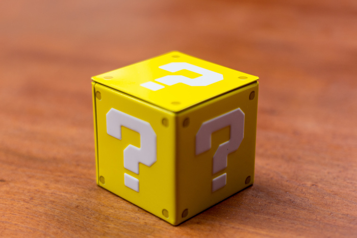 «Question Mark Block» por Jared Cherup (CC BY 2.0)